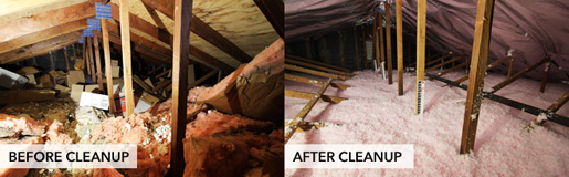 Attic Construction - San Diego Attic Services & Insulation Company
