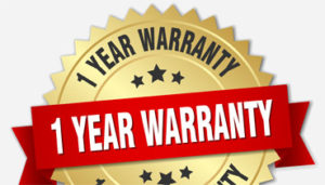 One Year Attic Warranty
