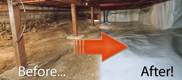 Crawl Space Clean Up Services