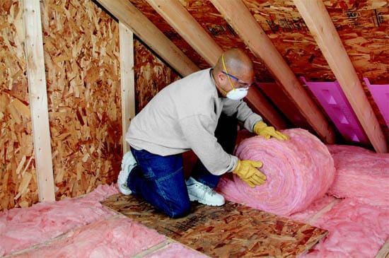 Home Attic Insulation service