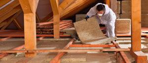 Home Attic Insulation service