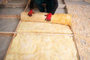 home insulation installation