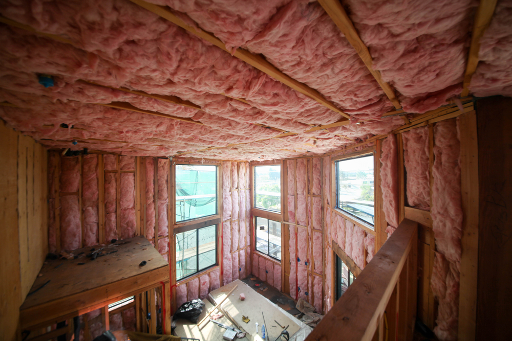 5 Benefits of Fiberglass Insulation